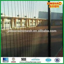 Anti subir la cerca de seguridad/soldado cerca de seguridad/358 valla de seguridad/358 soldada de malla de alambre de la cerca