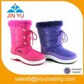 2014 los niños la seguridad del alto talón botas de invierno