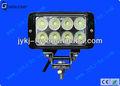 China accesorios del automóvil hyundai i30 24w led de luz de trabajo, trabajo de led de iluminación de fábrica