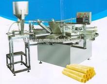 rollo de huevo maquinaria de huevo crujiente de la máquina