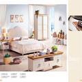folding fezes de madeira economizando espaço twin cama mobília da sala da áfrica do sul