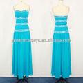 gd5083 glamoroso vestido sin tirantes con cuentas de alta costura niñascargan