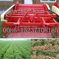 Peanut máquina cosecha combinar zanahoria máquina haevest