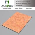 Jay& min de aluminio panel de fachada