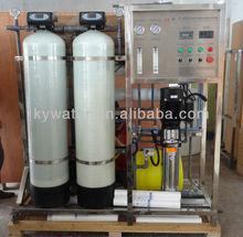 KYRO-500 ro purificador de agua para el agua potable