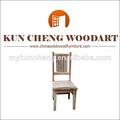 De ocio de alta calidad reclamado sillasdemadera/venta al por mayor rústico muebles de madera recuperada