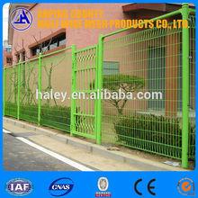 Los precios de vallas de metal/cerca del jardín valla de alta seguridad con la norma iso; sgs