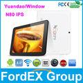 "Original Vido N80 IPS 8 ""PC de la tableta RK3066 de doble núcleo a 1,6 GHz de doble cámara de 2.0MP Wifi HDMI 1GB RAM 16GB"