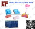 jabón molde de silicona RoHS