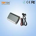 mejor rastreador GPS / antena / alta tensión externa para el carro / voz del monitor