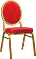 foshan mais barato empilhamento cadeira de alumínio
