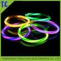 2014 producto caliente multi- color de espuma de luz glow sticks