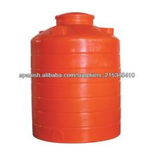 Pt 1tindustrial de plástico tanque/agua los tanques de almacenamiento