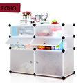cherry modelado nueva caja de llenado de la sala de bricolaje armario ropero en paneles de pp