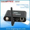 2014 tocomfree i928 receptor de satélite digital via satélite decodificação hd tv grátis
