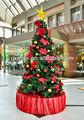 5m del árbol de navidad decoración