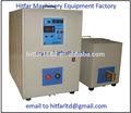 Precio bajo de alta frecuencia de inducción electromagnética de calefacción de la máquina/generador de 15kw-100kw