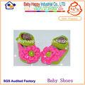 nueva llegada de bebé ganchillo zapatos de las niñas