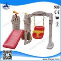 Guangzhou fábrica baloiços e escorregas para crianças