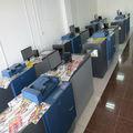 industrial y comercial de cd de la impresora