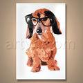 venta caliente más nuevo de la pintura de arte hecho a mano de los animales pintura del arte