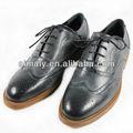 zapato de los zapatos de los hombres de cuero / de los hombres