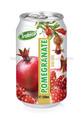 natural de jugo de granada