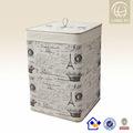 Plegable cesta de la ropa/contenedores para la ropa sucia/productos únicos procedentes de china
