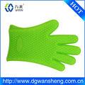 guantes de silicona horno y mitt