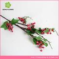 suministro de flores artificiales 5 las ramas de uva con frutas para comprar en la acción