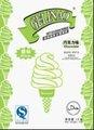 2012 más caliente mezcla de helado/helado mezcla en polvo duro