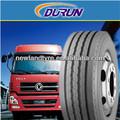 Marca durun 215/75r17.5 china pneu pneu de caminhão