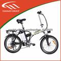 Popular bueno 250W bicicleta eléctrica barato de 20 pulgadas con el CE