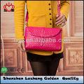 El nuevo bolso de mano la bolsa de ocio& de cuero genuino de pequeñas bolsas de mujer.