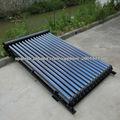 Inclinação do telhado Heat Pipe Coletor Solar