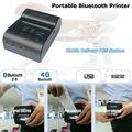 2013 Nice price android mini impresora portátil