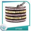 2.014 piedras preciosas hechas por mayor de China perlas africanas joyero set de productos innovadores para la importación