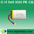 batería recargable 1300mah