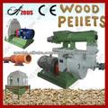 confiable más reciente pellets de madera precio de la máquina