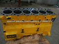S6d95 bloque de cilindros para komatsu motor excavadora