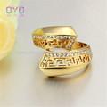 anillo de oro de época