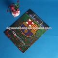 de lujo de plástico transparente para decoraciones de la carpeta de la escuela