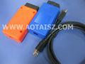 Venta caliente obd cable para Opel