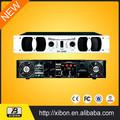 equipo de audio profesional amplificador pro