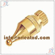 china la fabricación de piezas de latón