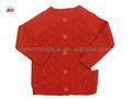 2015 más reciente de la moda suéter diseños para las niñas, cuello redondo manga larga chaqueta de punto