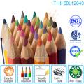 Dibujo lápiz de color, venta al por mayor de color lápiz en a granel para los niños