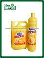 Detergente líquido para lavar platos jengibre