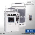 Profesional portátil inalámbrico amplificador se-773