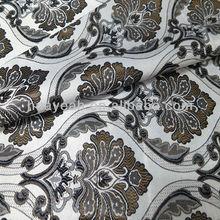 de estilo árabe el patrón de flores artificiales de cuero para sofa